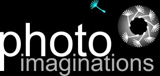 Photo-Imaginations Logo